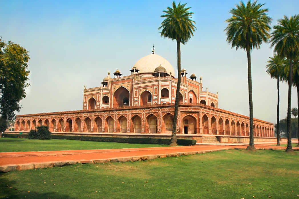 Humayun's Tomb is one of Delhi's best places to visit