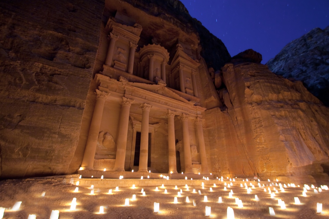 Petra is one of the most historically important sites in the world