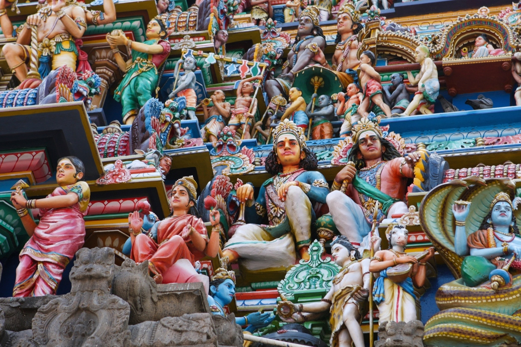 Kapaleeswarar Temple is one of the best places to visit in Chennai
