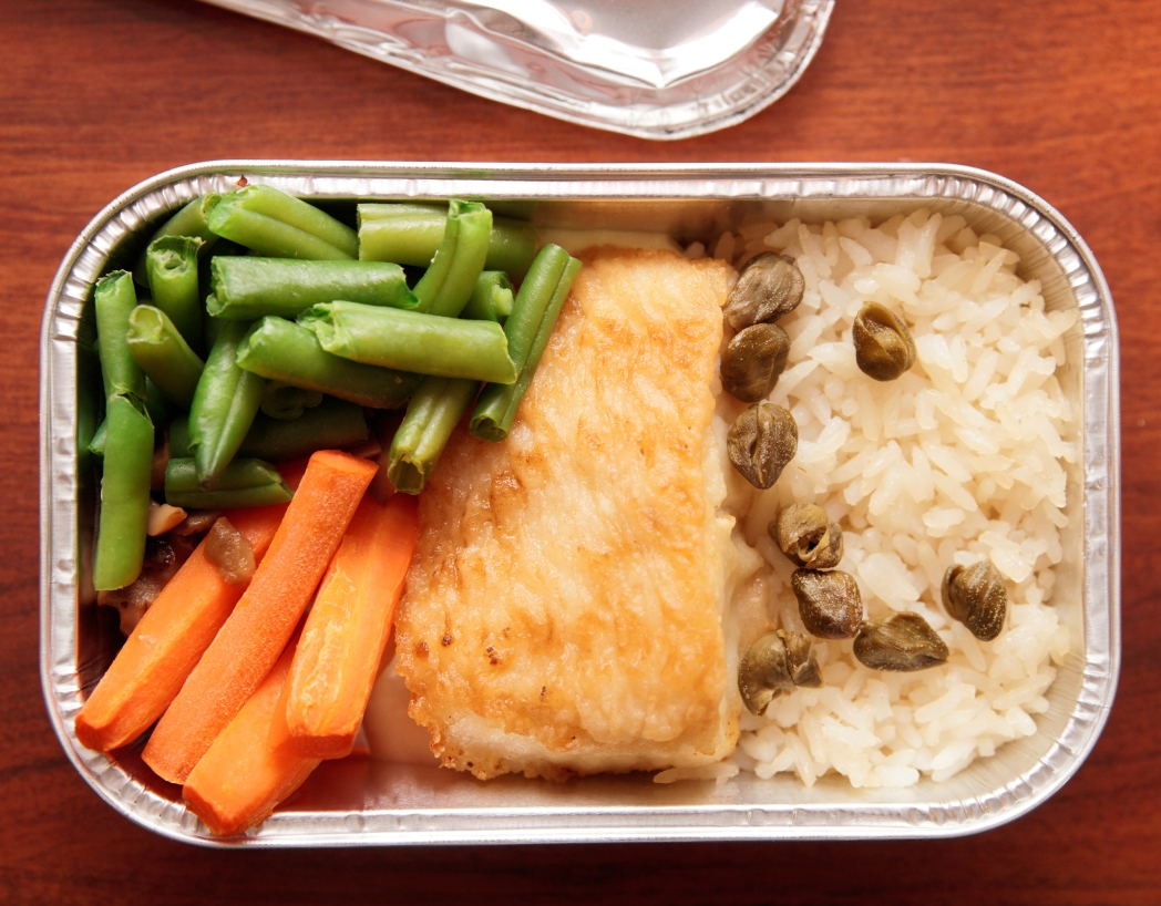 Take your own food and drink to avoid getting hungry on the plane