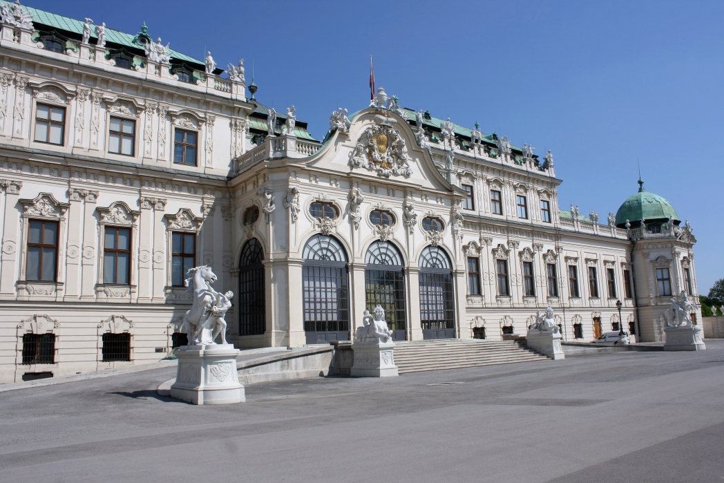 Best things to do in Vienna: Belvedere Palace