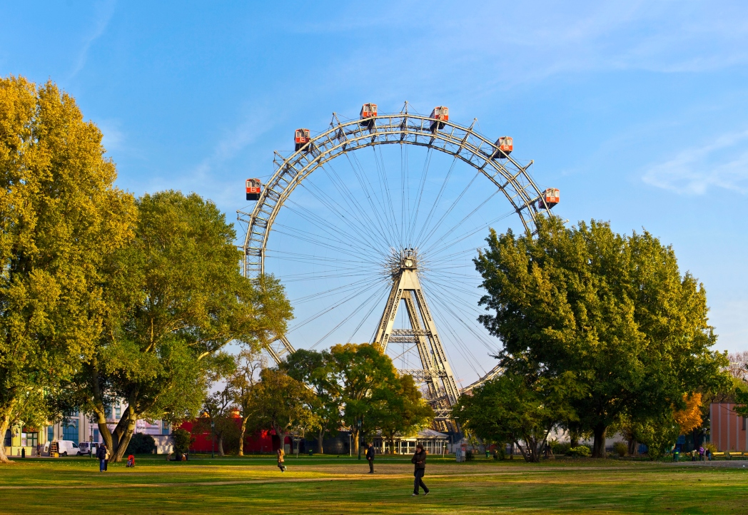 Best things to do in Vienna: Prater Park