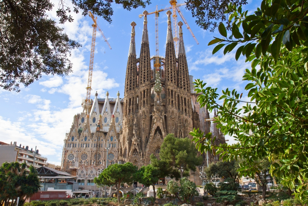 Best places to go in May: Barcelona, Spain