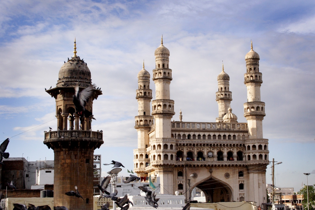 Best places to visit in Hyderabad: Charminar
