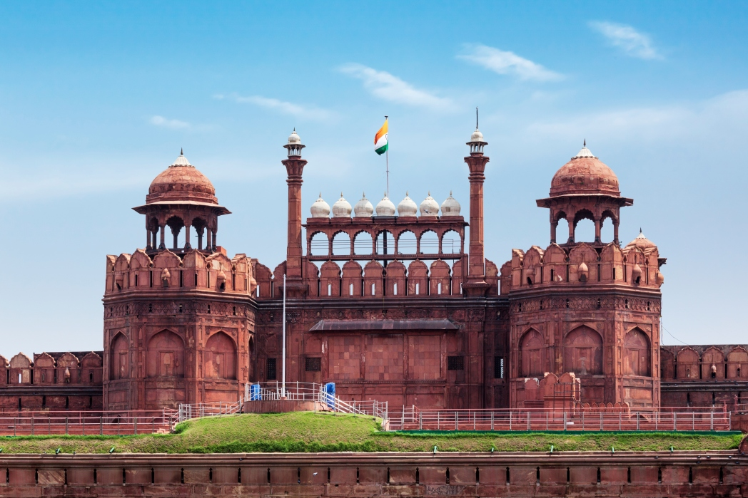 Best tourist places in India: The Red Fort