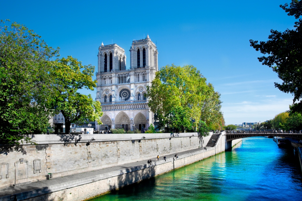 Notre Dame is one of the world's most important religious buildings