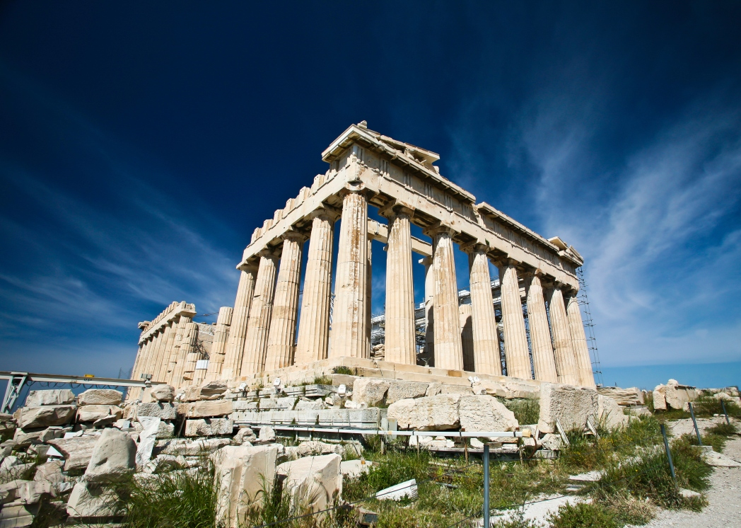 Best places to visit in Greece: Athens