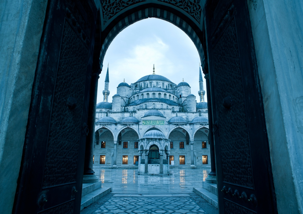 Best places to visit in Turkey: Blue Mosque