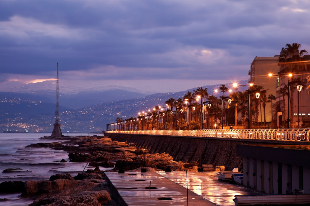Best places to go in January: Beirut Lebanon