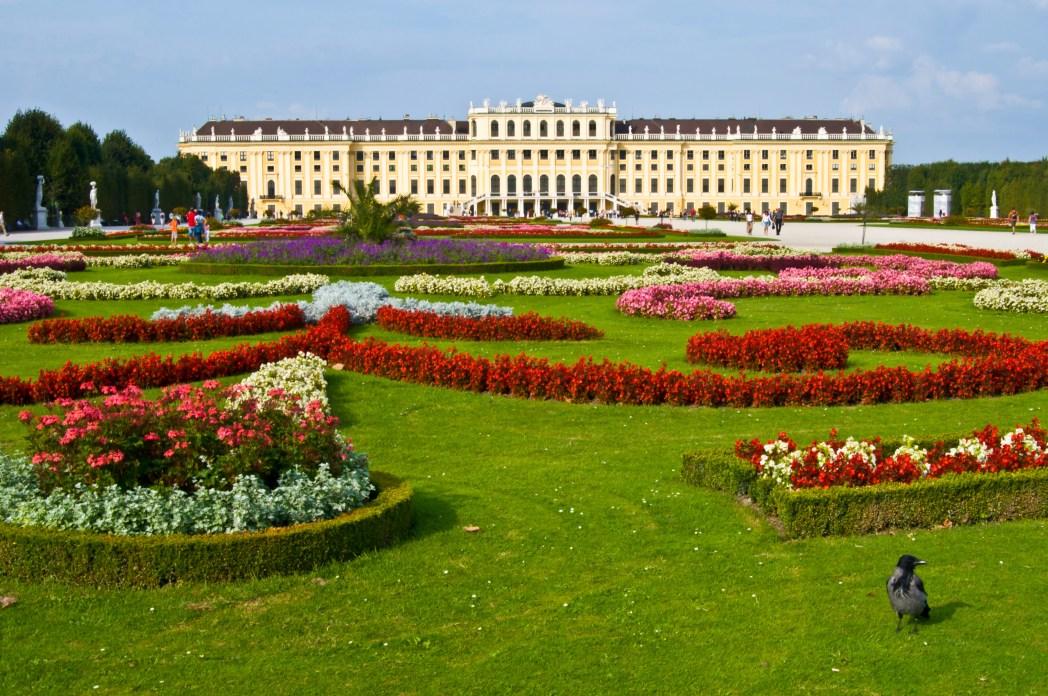 Best things to do in Vienna: Schönbrunn Palace