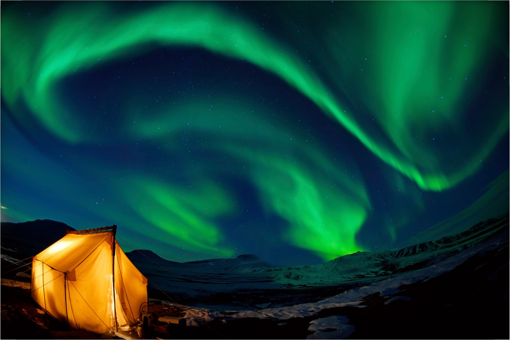 Best places to visit places in Canada: Yellowknife