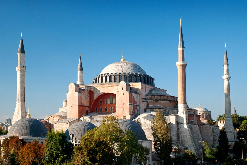 Best places to visit in Turkey: Hagia Sophia