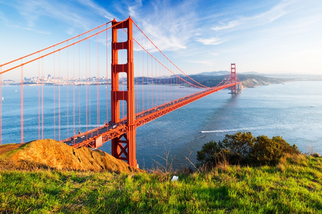 Best places to visit in September: San Francisco, United States