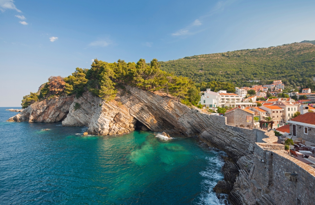 Montenegro has some gorgeous coastal towns just waiting to be explored