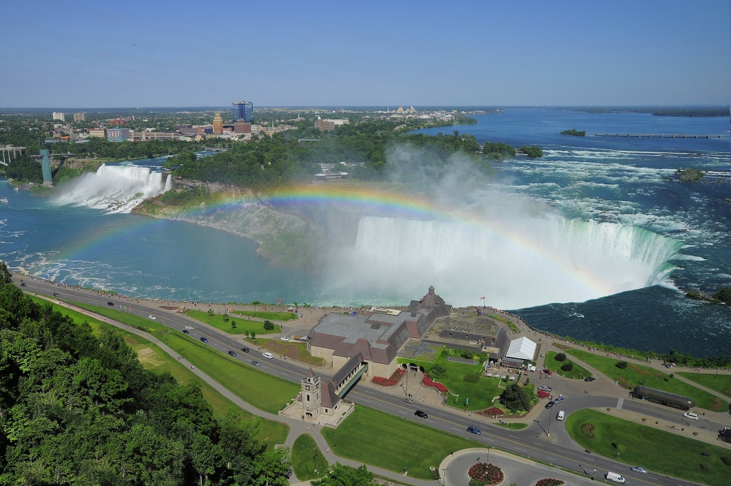 Best places to visit in Canada: Niagara Falls