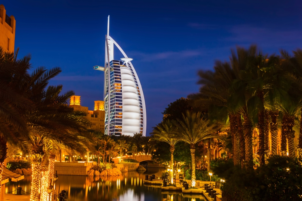 The Burj Al Arab should be on everyone's bucket list