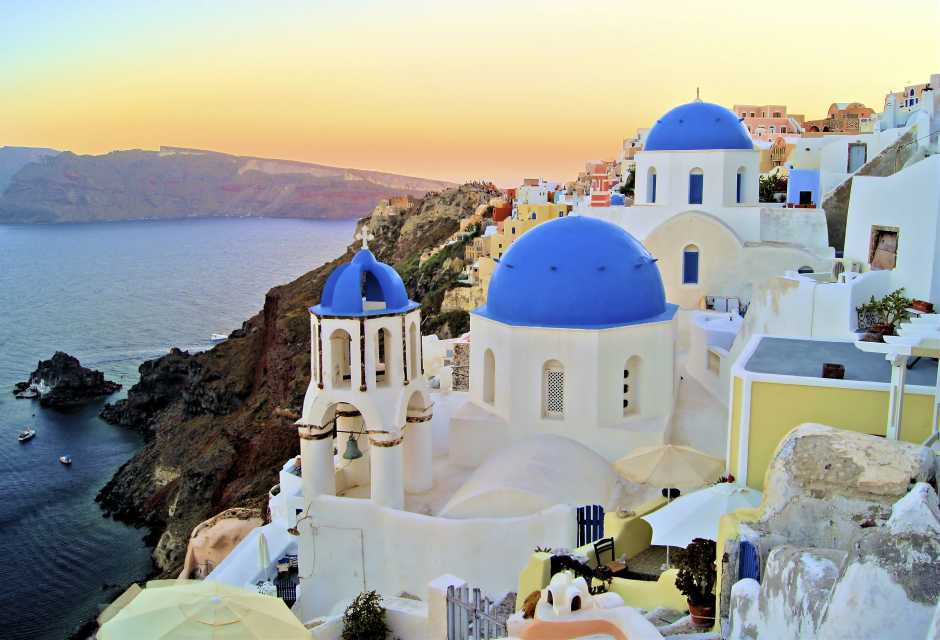 Best places to visit in Greece: Santorini