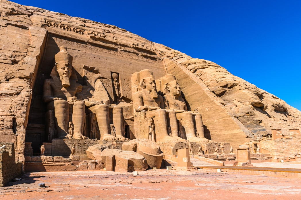 Best places to visit in Egypt: Abu Simbel Temples