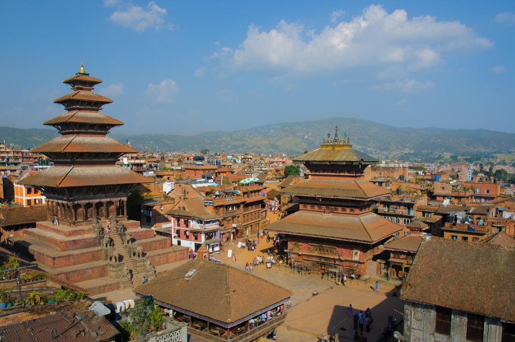 You could travel to Nepal for a long weekend