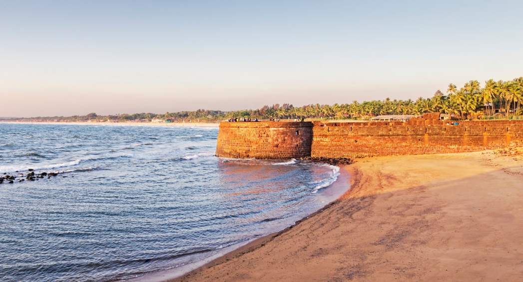 Best things to do in Goa: Fort Aguada