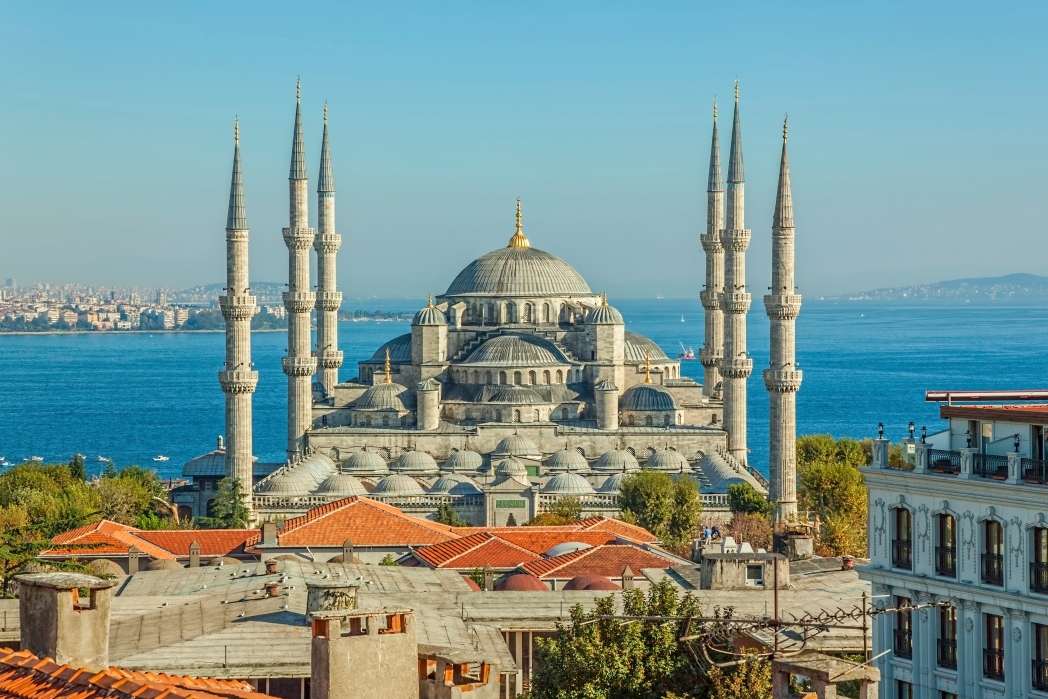 Places to visit in Istanbul: Blue Mosque