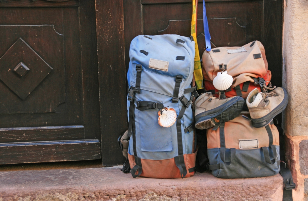 You need to drop the luxuries when you pack for backpacking