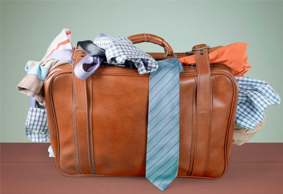 You might find you are unable to take your excess baggage with you on the plane