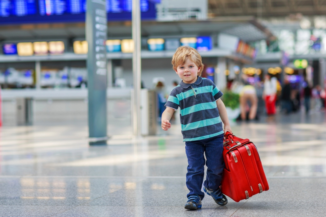 An infant gets 10kg of luggage allowance on Air India Express flights