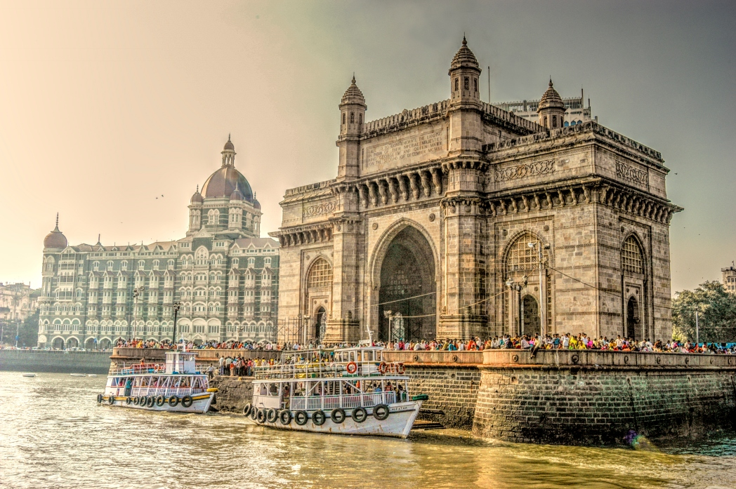 Book a room at the Taj Mahal Palace Hotel