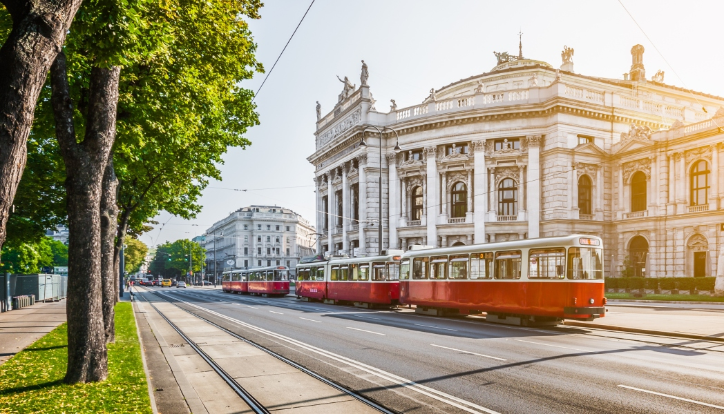 Best things to do in Vienna: Tram around the Ringstrasse