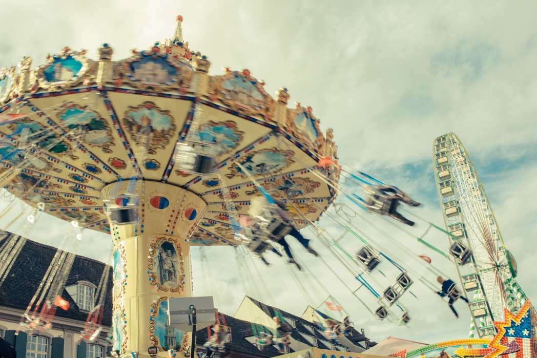 Luna Park and Coney Island are New York institutions