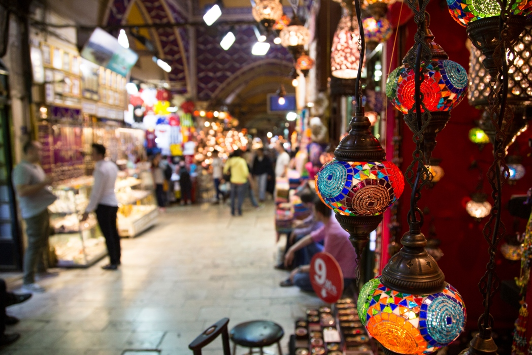 Best places to visit in Turkey: Grand Bazaar