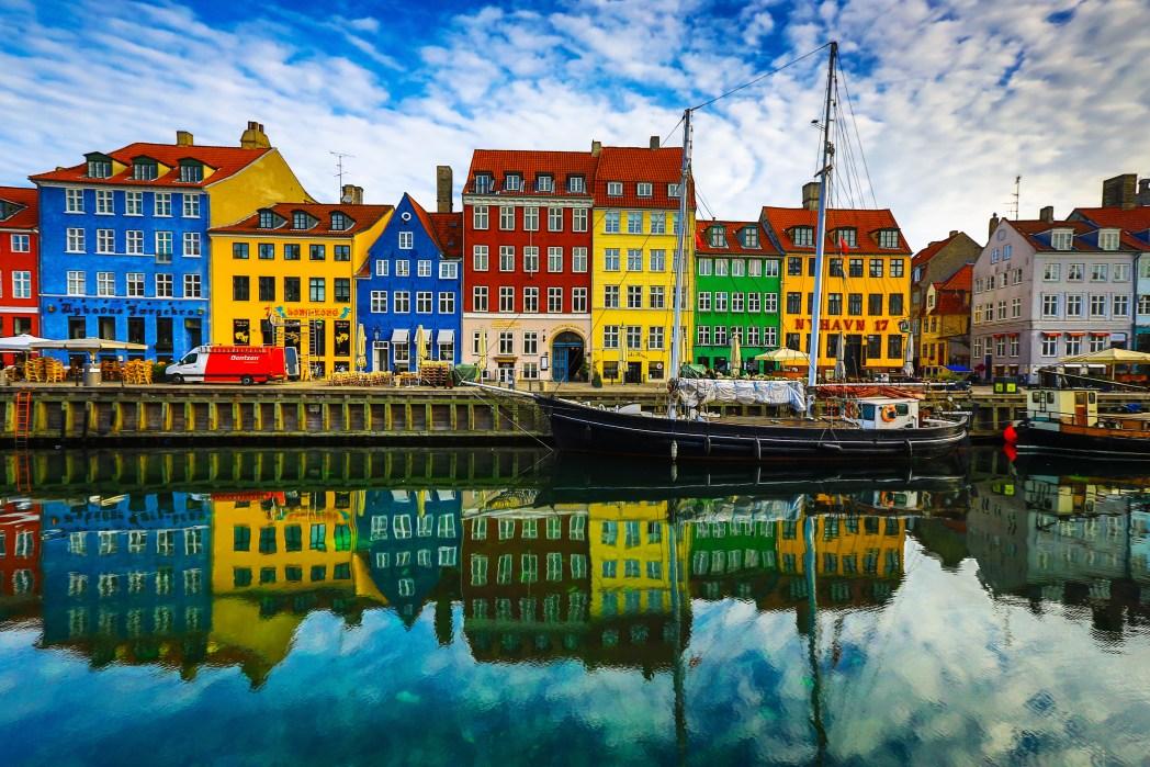 Best places to go in August: Copenhagen, Denmark