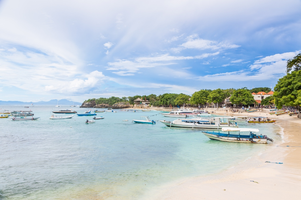 Nusa Lembongan has some excellent beaches