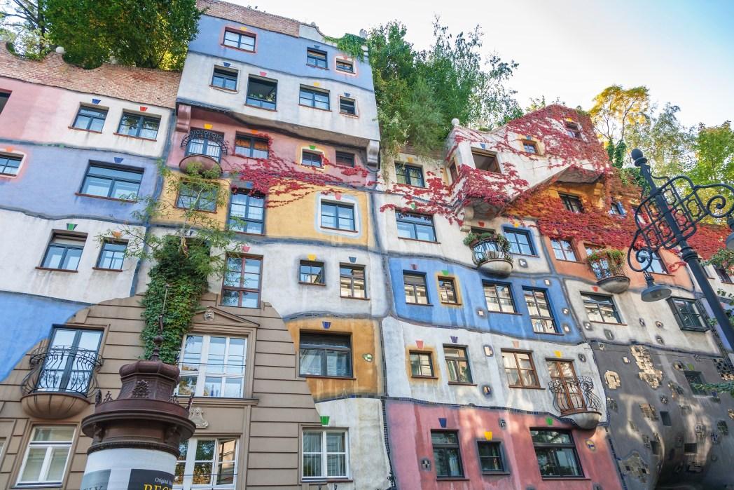 Best things to do in Vienna: Hundertwasserhaus