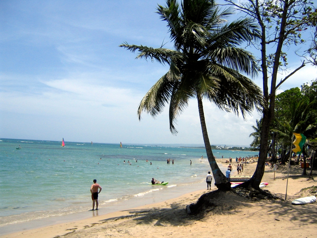 Dominican Republic has some great beaches