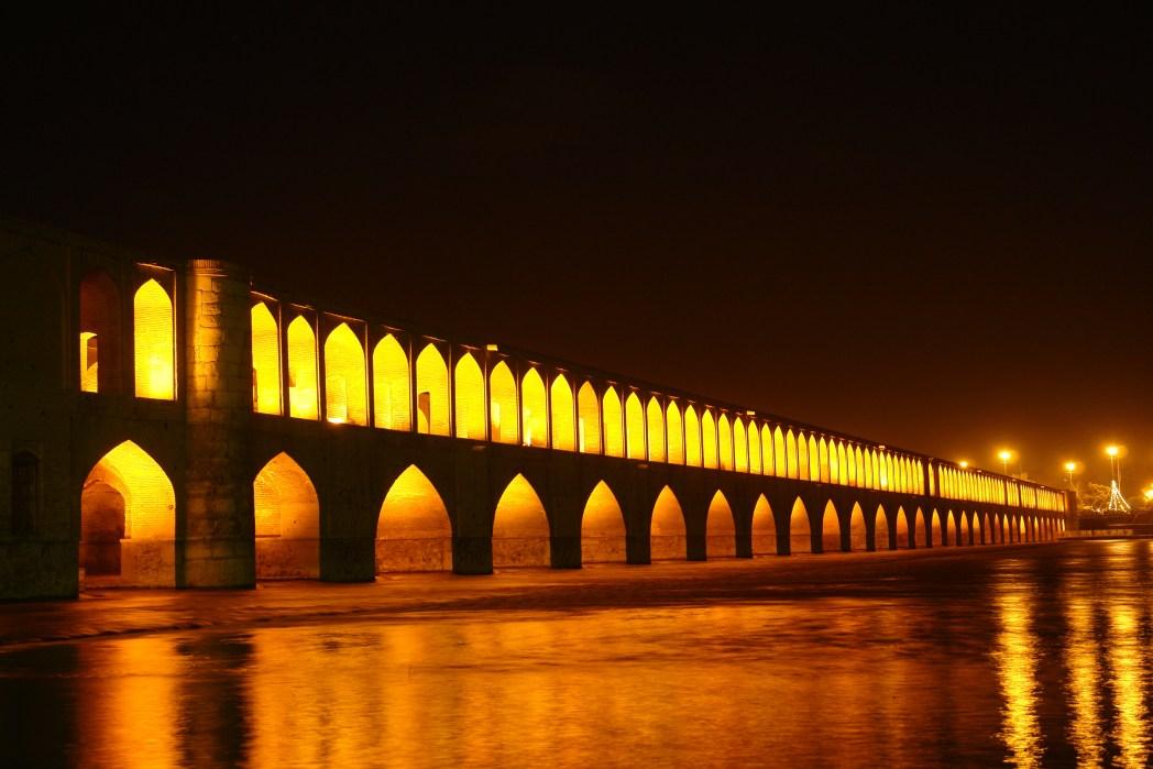 Si-o-se Pol Bridge, Isfahan