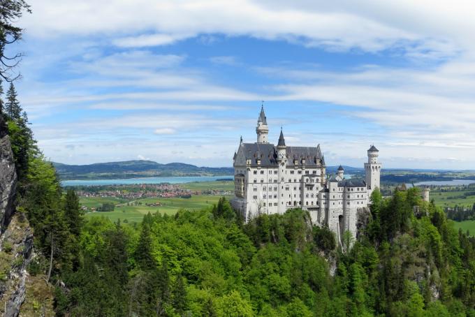 Best things to do in Munich: Neuschwanstein Castle