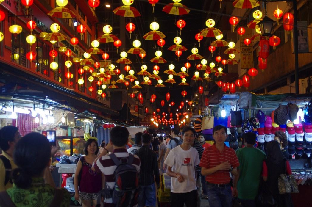 Best things to do in Kuala Lumpur: Petaling Street/China Town