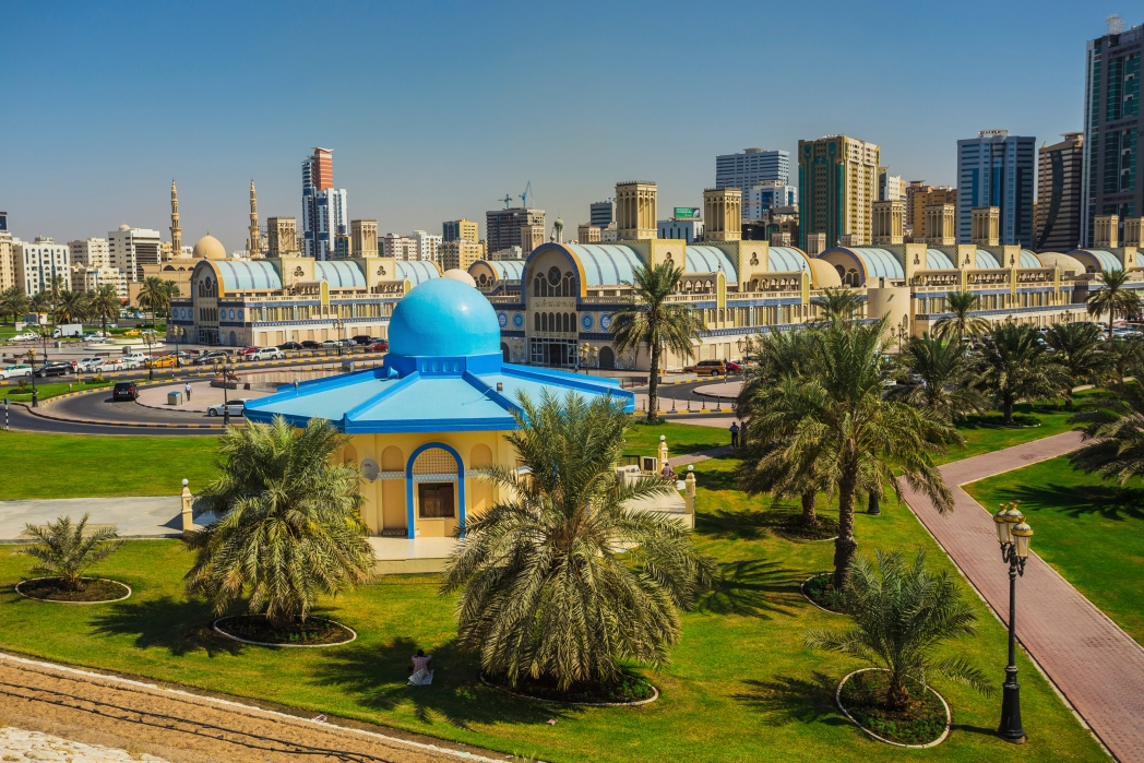 Sharjah Blue Souk is one of the emirate's best attractions