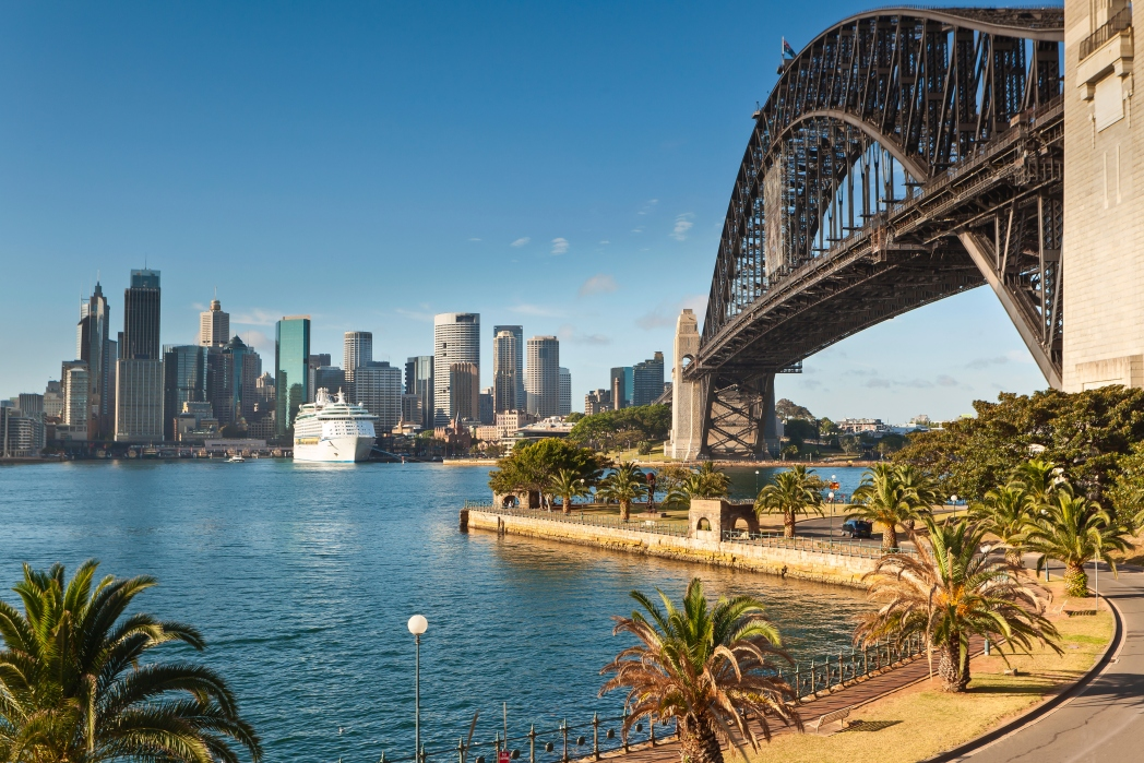 Sydney is a great vacation destination for food lovers