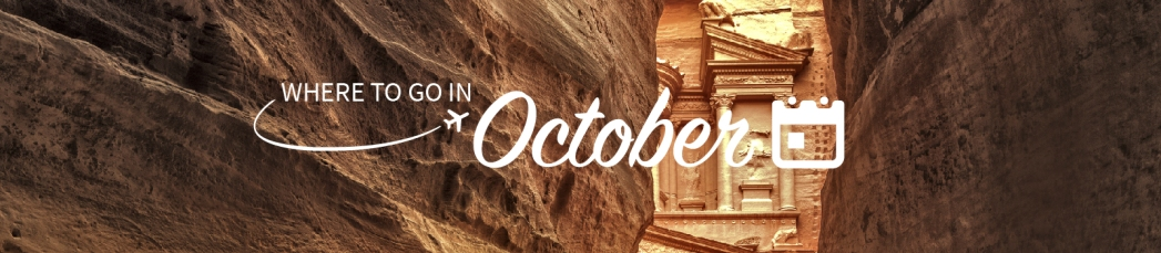 Where to go in October